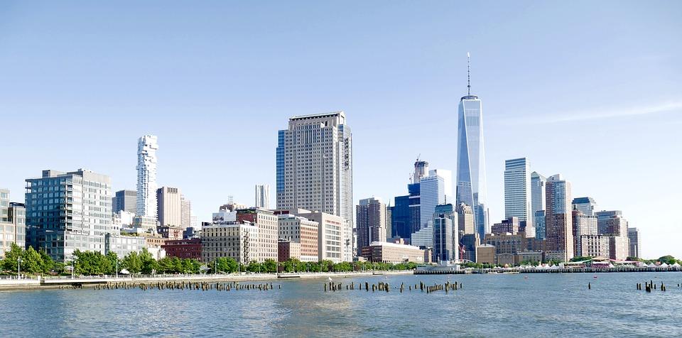 絶対行くべき!NYで一番美しい街並み「ロウアー・マンハッタン」
