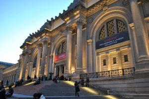 メトロポリタン美術館正面