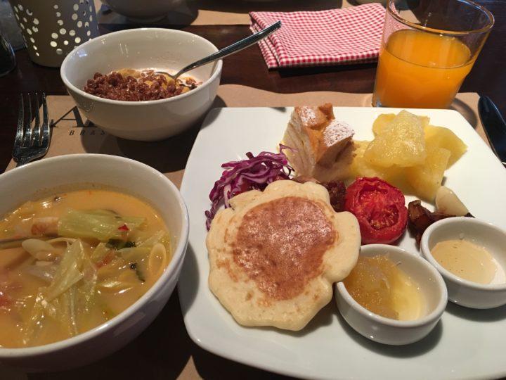 メルキュールバンコク スクンビット11の朝食