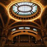 プラハ 市民会館 アール・ヌーボー