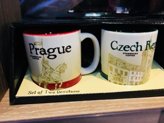 プラハ スタバ ミニマグ