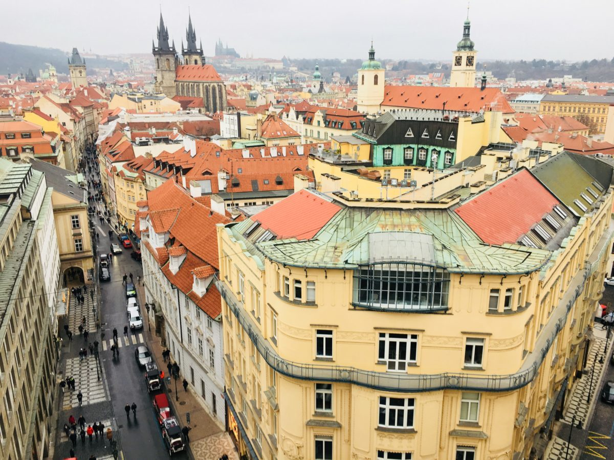 プラハ新市街