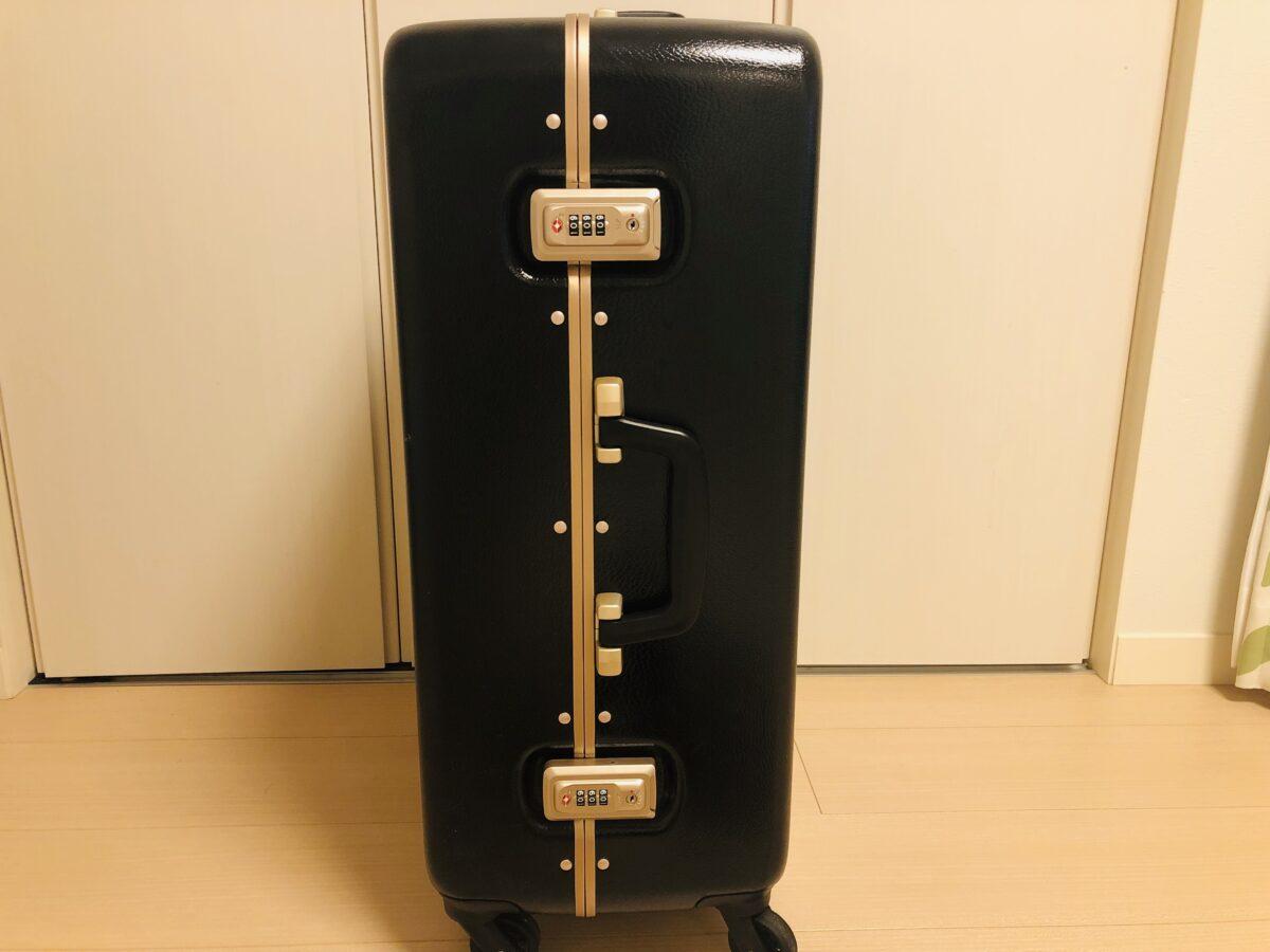 HaNT ラミエンヌ スーツケース