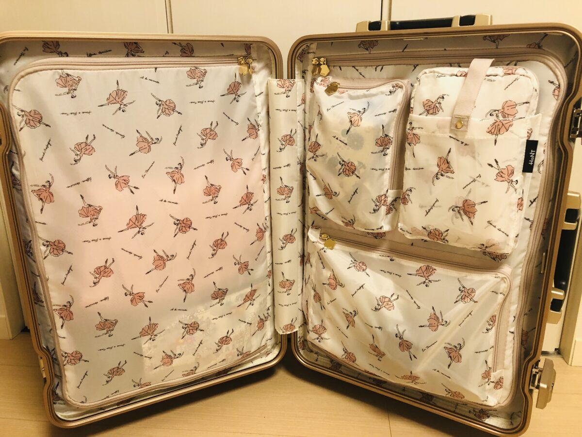 HaNT スーツケース