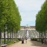 サンスーシ宮殿 ポツダム
