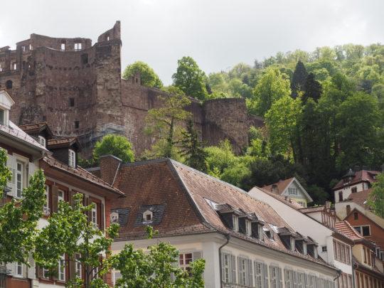 ドイツ 三大古城