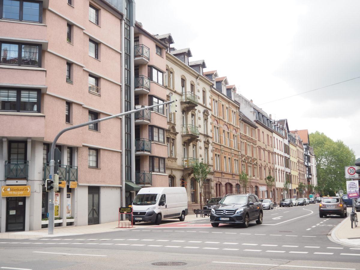 ハイデルベルク 街