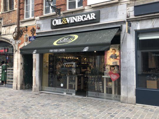 OIL & VINEGAR 調味料 ベルギーお土産