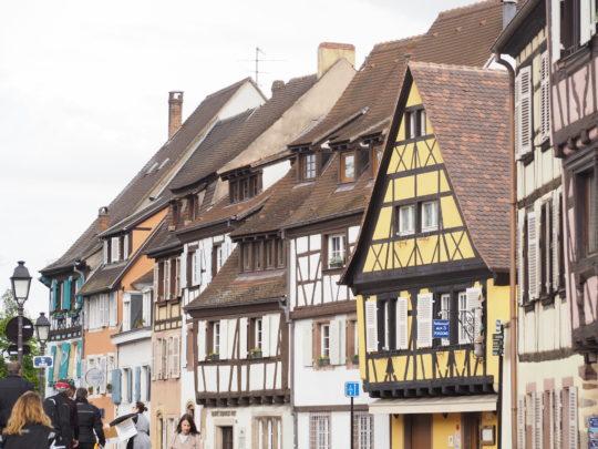 フランスコルマール観光