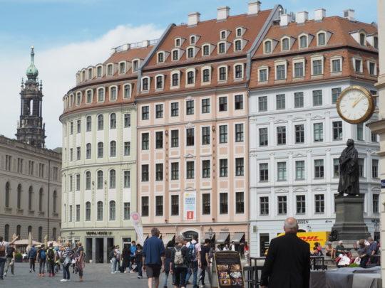 ドレスデンの建物