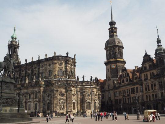 ドレスデン王宮の画像