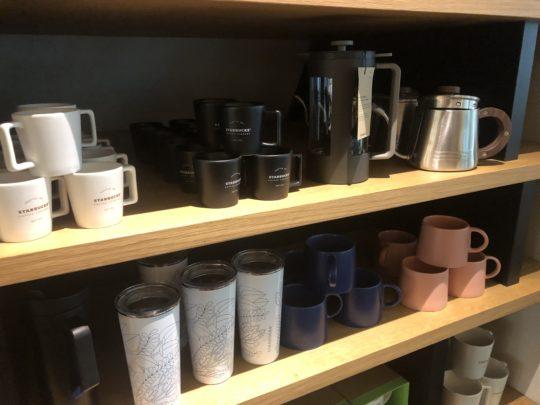 ベルギーのスタバコーヒーグッズ