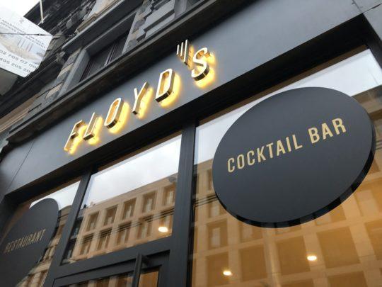 """ブリュッセルでおすすめレストラン""""FLOYD'S"""""""