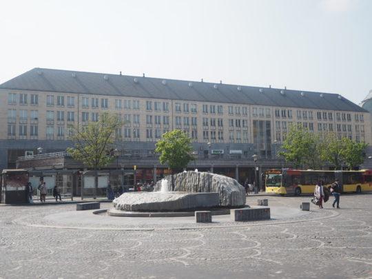 リエージュの中央広場