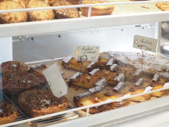 リエージュのパン屋さんのパイ
