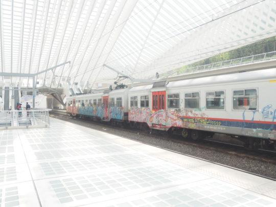 リエージュ・ギユマン駅