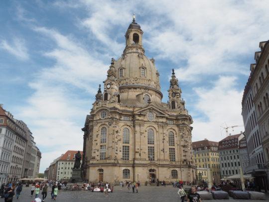 ドレスデンのフラウエン教会