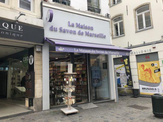 La Maison du savon de Marseille ベルギーお土産