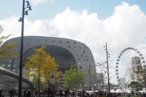 ロッテルダムで観光