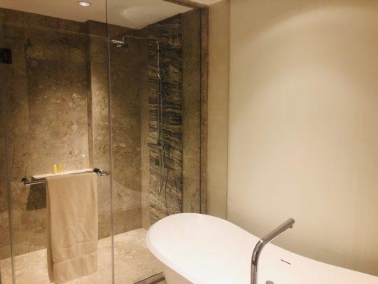 ムリアリゾートのお部屋 グレンジャーデラックスの浴室