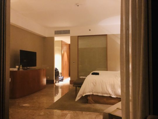 ムリアリゾートのお部屋 グレンジャーデラックス広々57平米