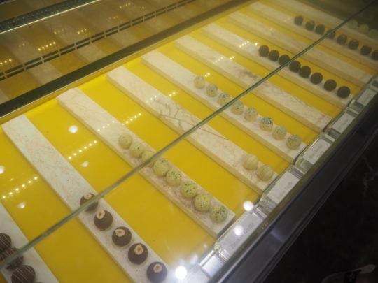 ムリアリゾート ムリアデリのチョコレート