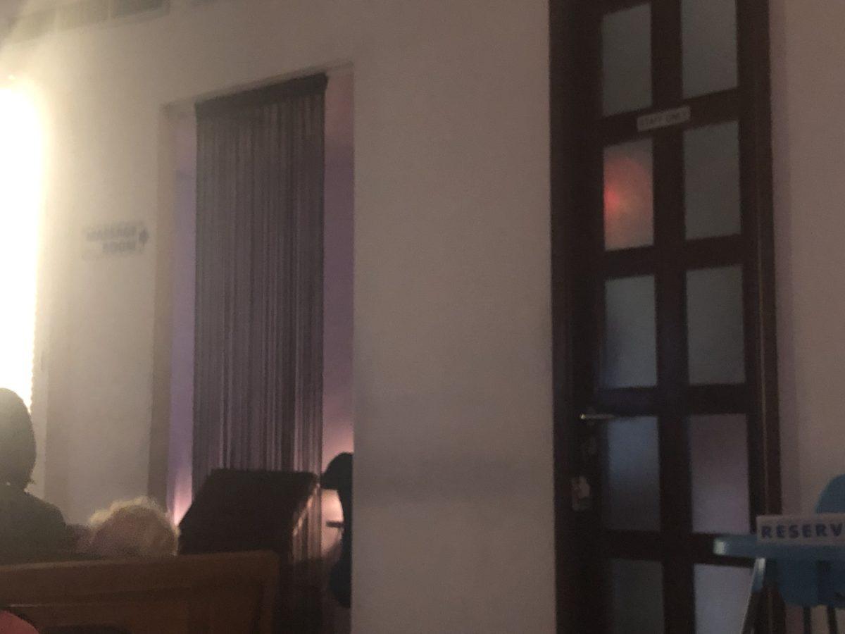 バリ ンガガライ国際空港プライオリティラウンジのマッサージルーム