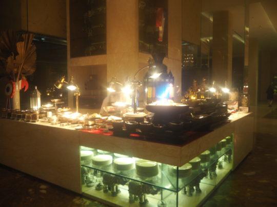 ムリアリゾート ザカフェ 夕食