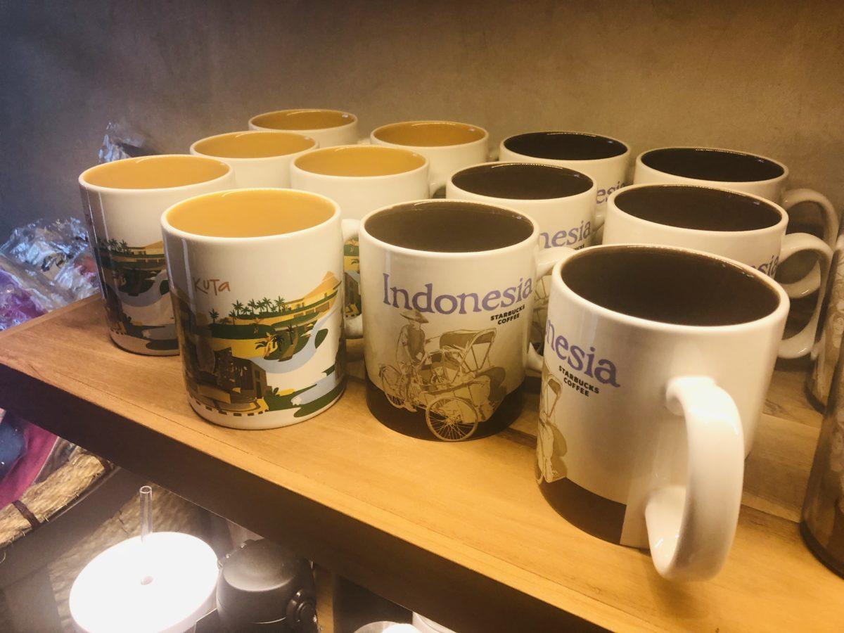 バリのスタバ インドネシアマグカップ