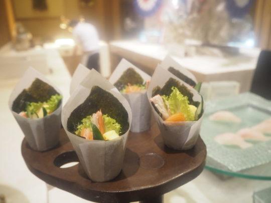 ムリアリゾート ザカフェ ディナー 和食