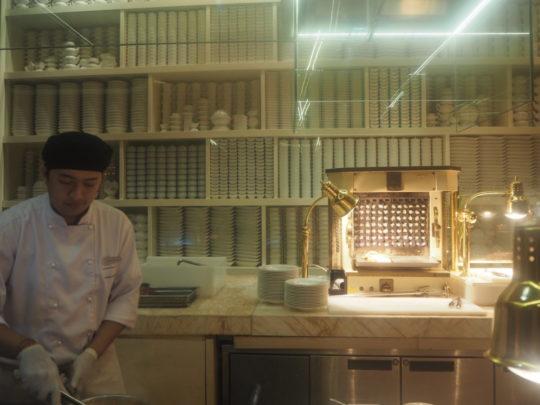 ムリアリゾート ザカフェ ディナー シェフ