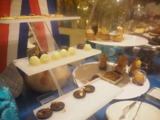 ムリアリゾート ザカフェ ディナー チョコレート