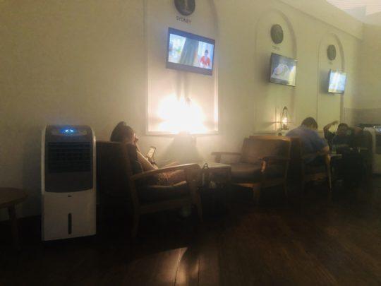 バリ国際空港のプライオリティラウンジ