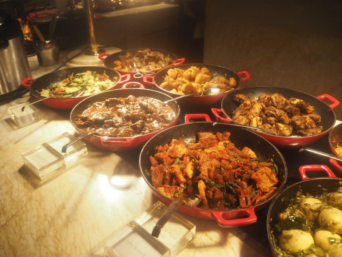 ムリアリゾート ザカフェ インドネシア料理