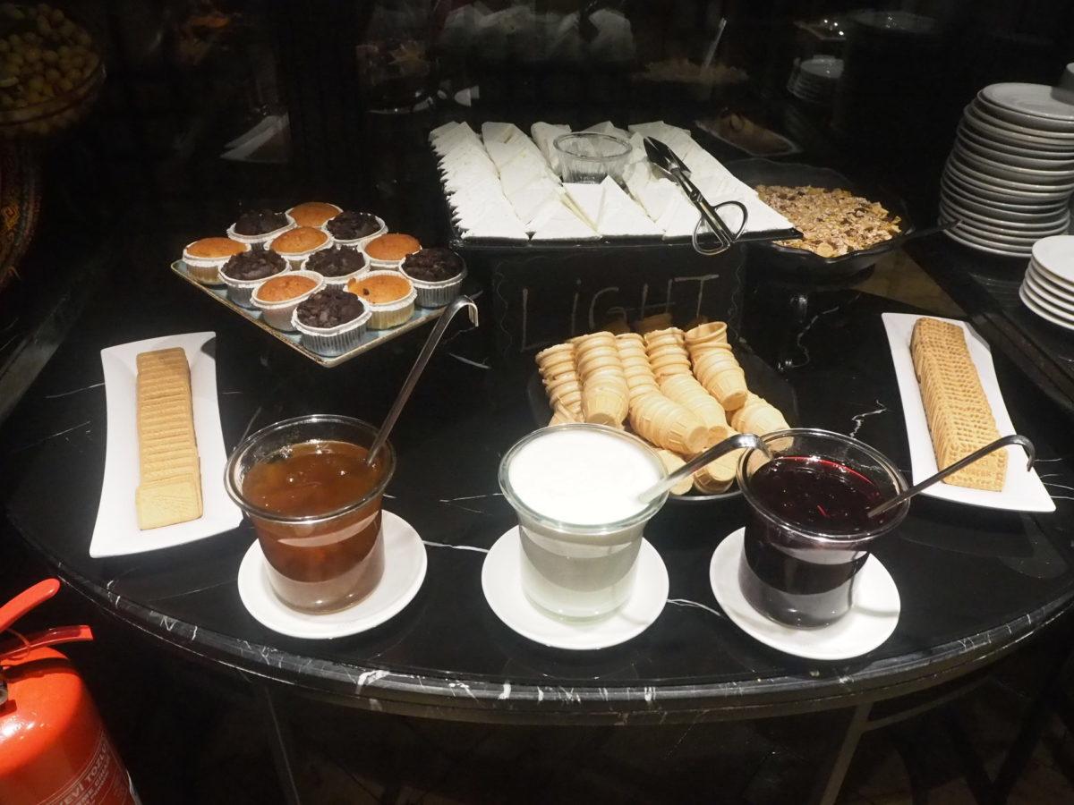 スラハギアソフィアホテル(Sura Hagia Sophia Hotel)の朝食ジャム