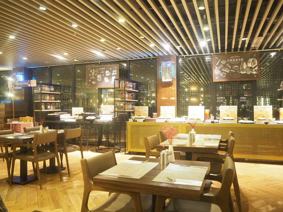 スラハギアソフィアホテル(Sura Hagia Sophia Hotel)のレストラン