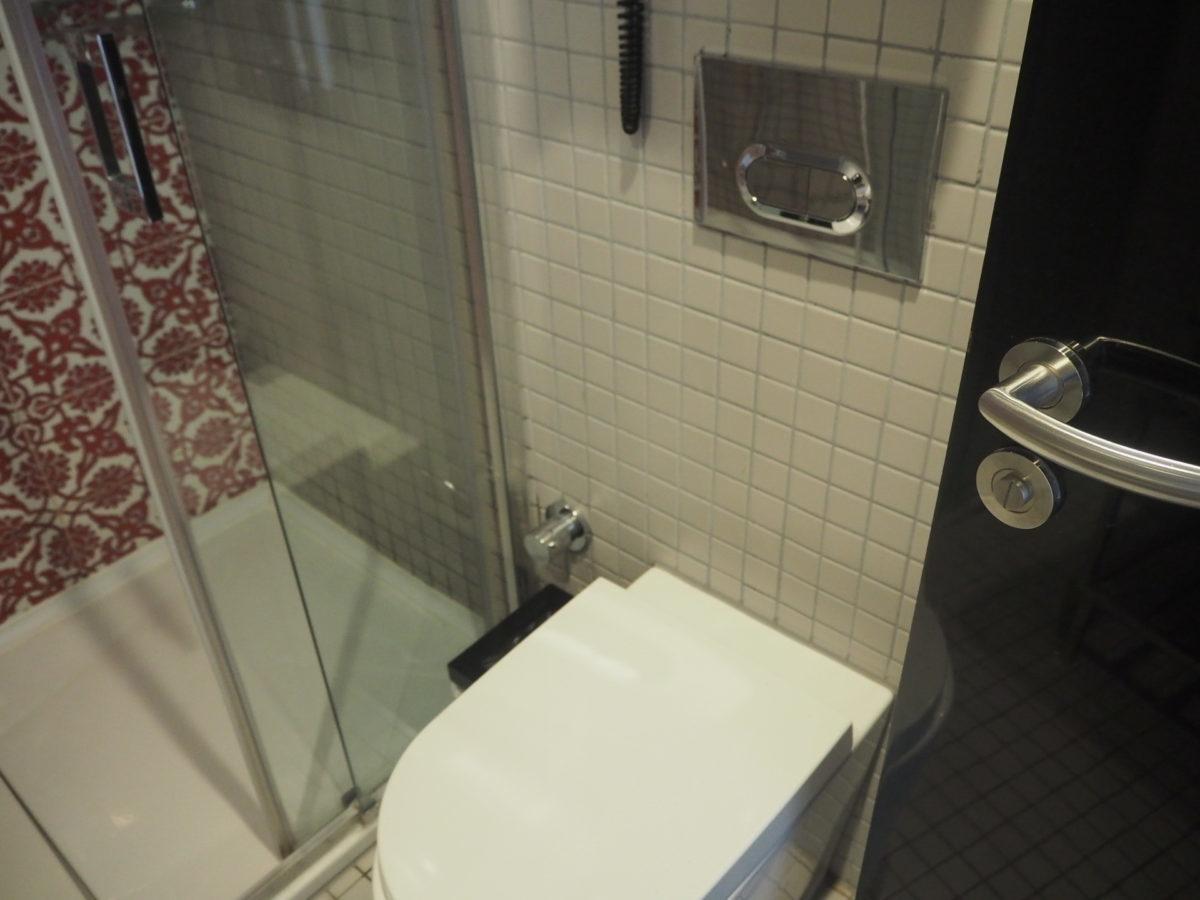 スラハギアソフィアホテル(Sura Hagia Sophia Hotel)のトイレ