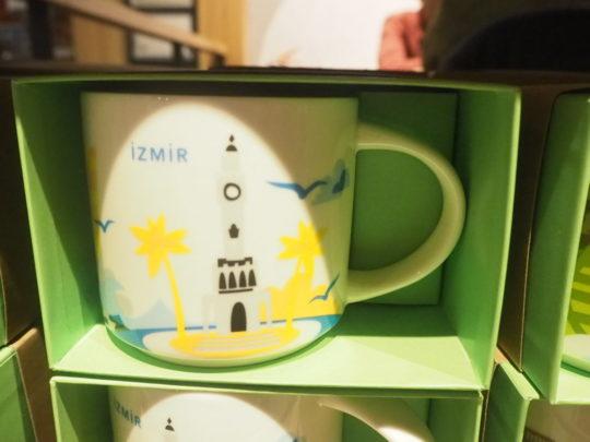 イズミルデザインのスタバマグカップ