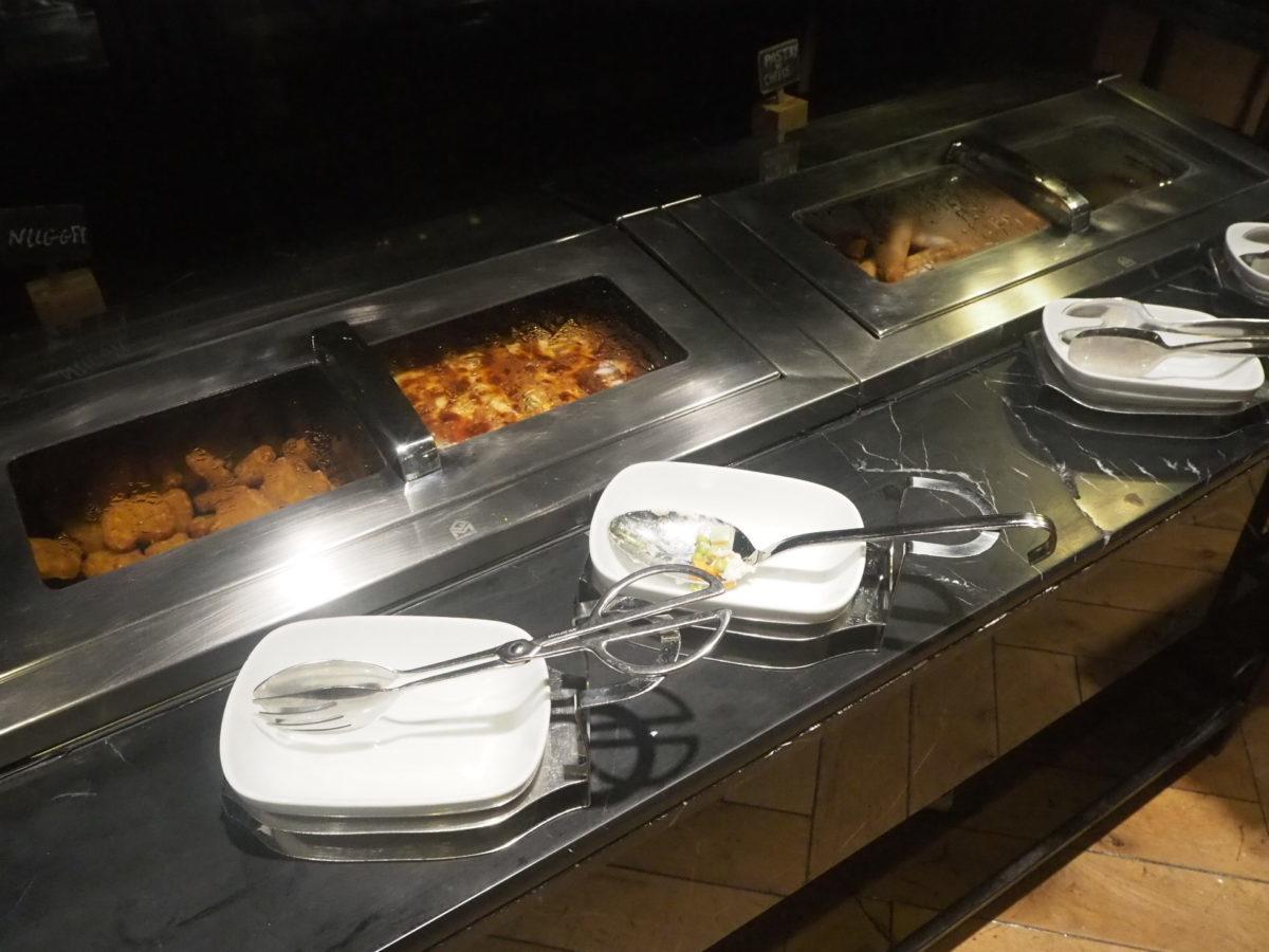 スラハギアソフィアホテル(Sura Hagia Sophia Hotel)の朝食ホットミール