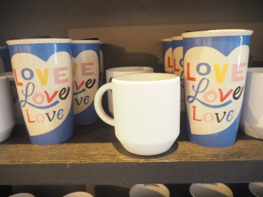 イスタンブールのスタバタンブラー(Love love love)