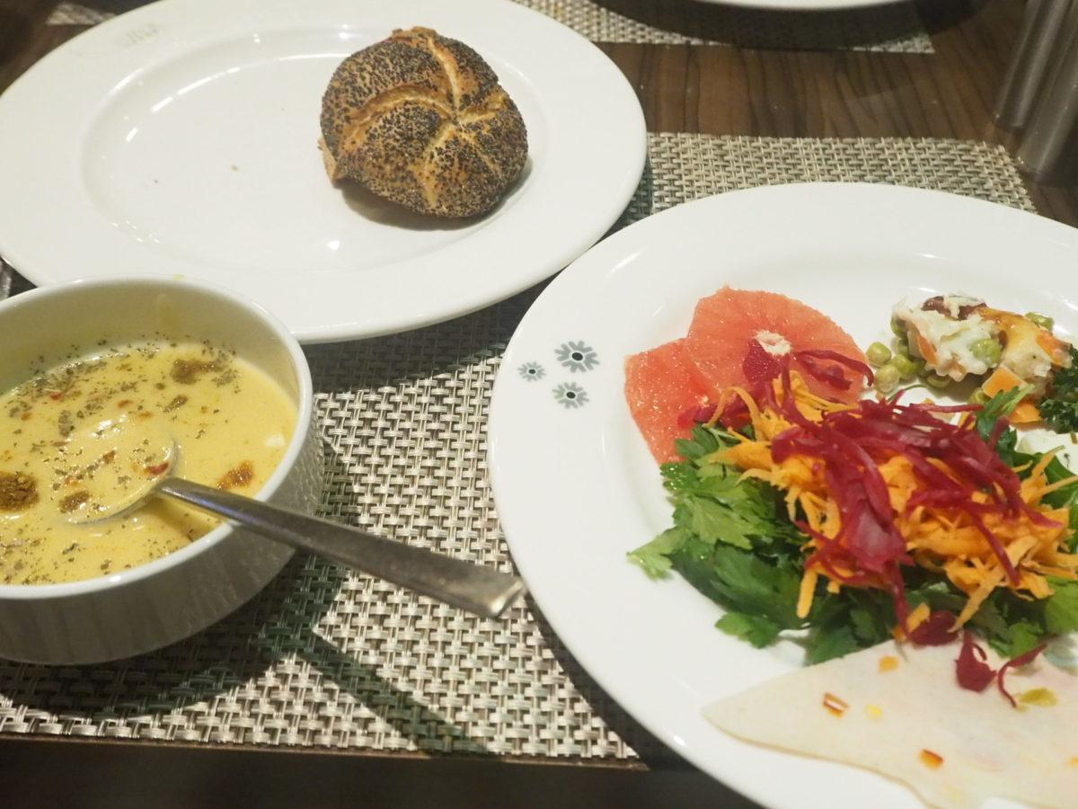 スラハギアソフィアホテル(Sura Hagia Sophia Hotel)の朝食2