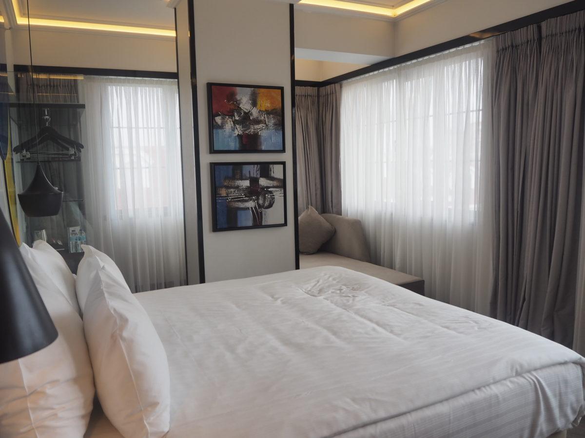 スラハギアソフィアホテル(Sura Hagia Sophia Hotel)のデラックスルーム