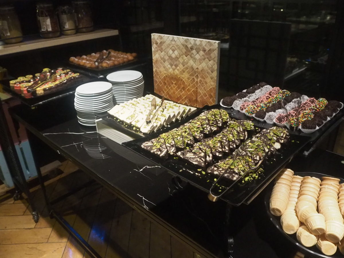 スラハギアソフィアホテル(Sura Hagia Sophia Hotel)の朝食スイーツ