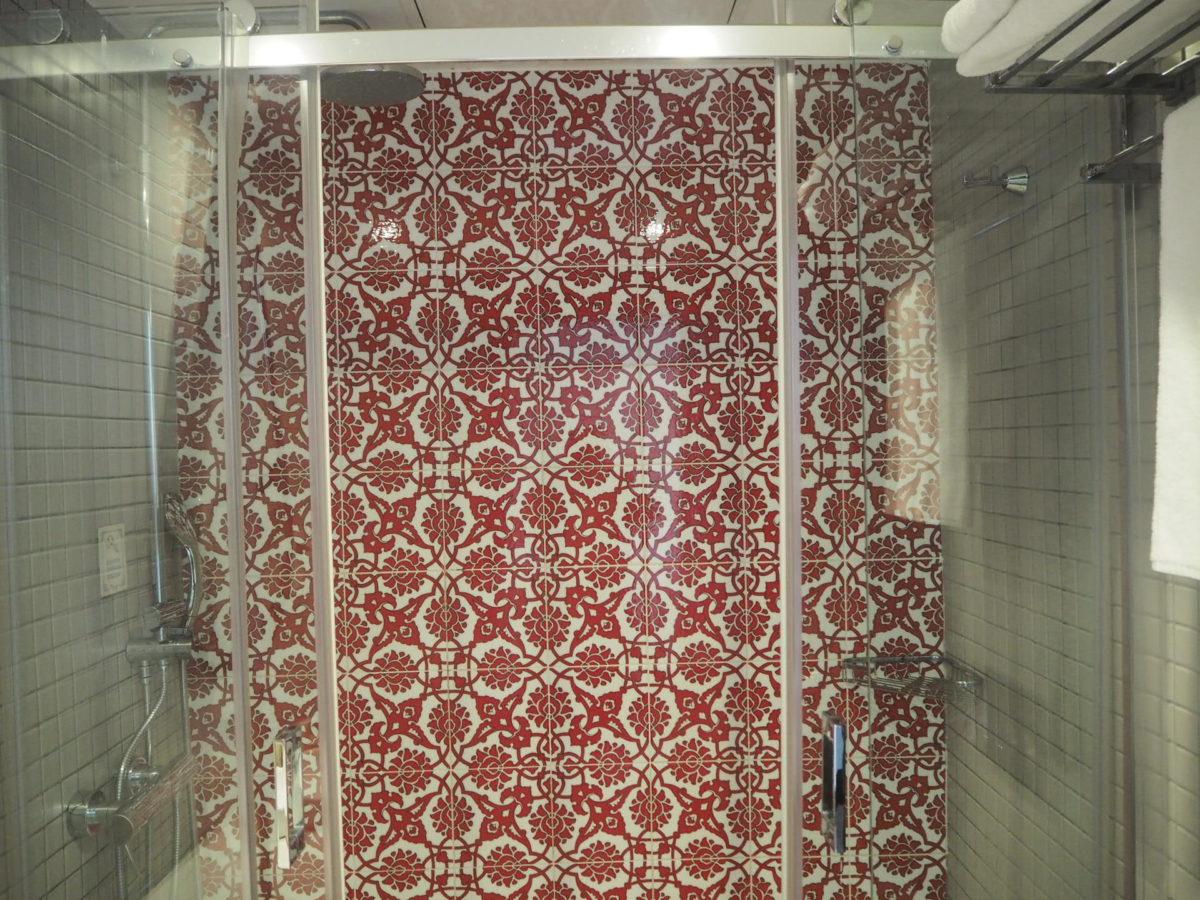 スラハギアソフィアホテル(Sura Hagia Sophia Hotel)のシャワールーム