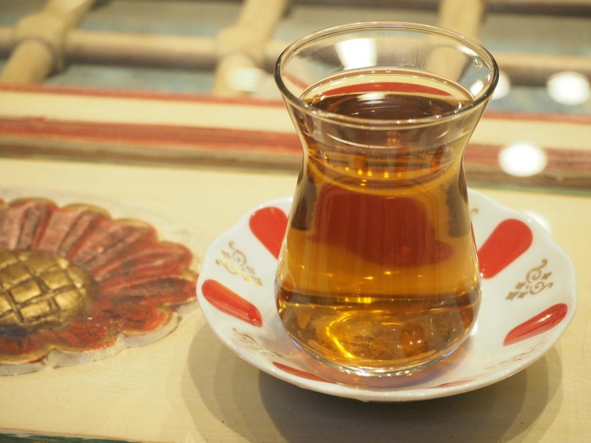 トルコのチャイティー