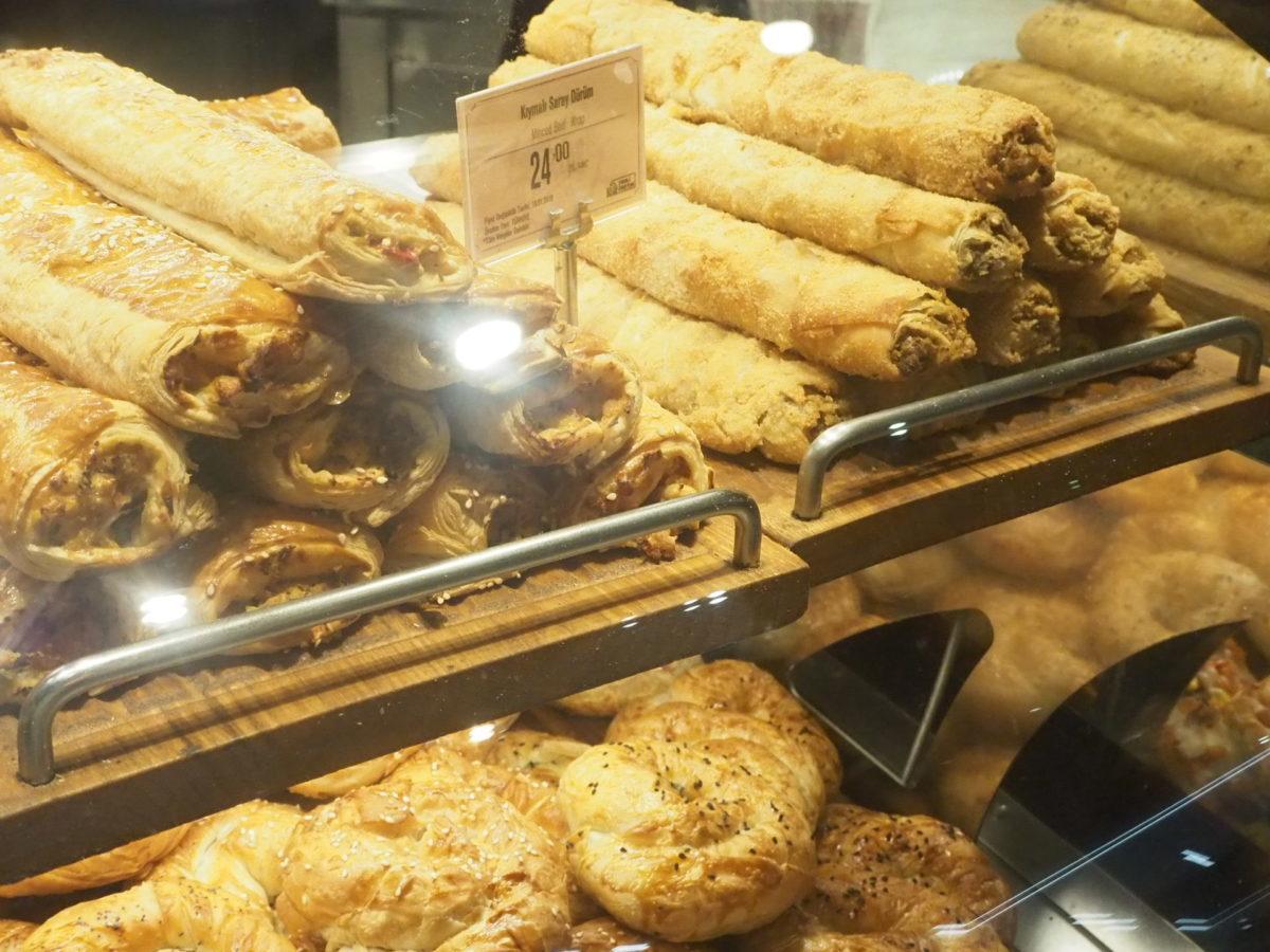 トルコの伝統的なパン