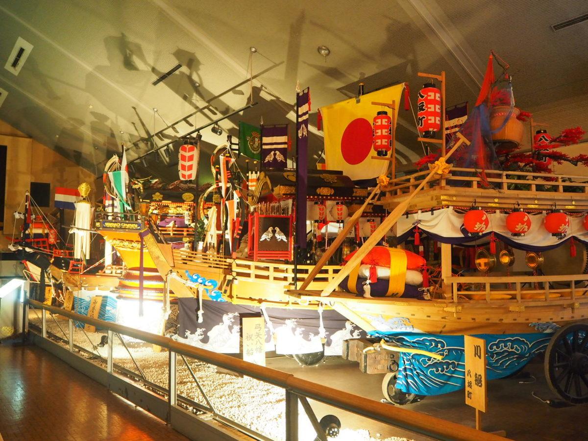 グラバー園内の長崎伝統伝統館