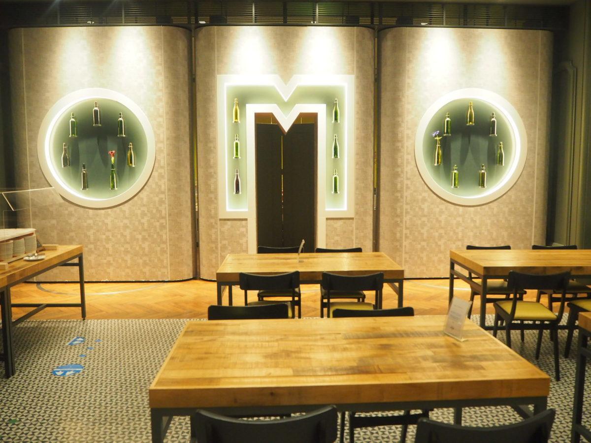 星野リゾートOMO7旭川のおしゃれな内装