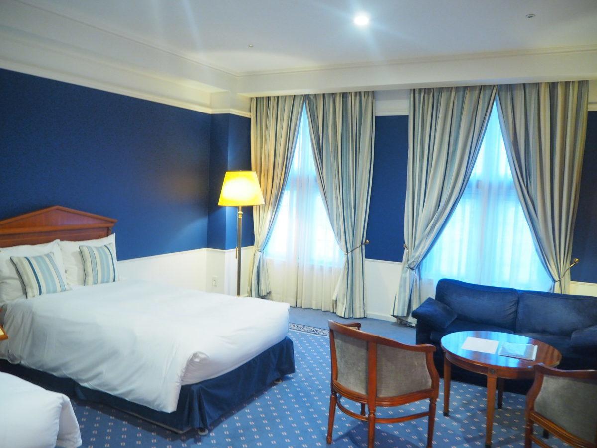 ホテルアムステルダムのスーペリアルーム